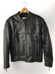 JKT-COMPETITION/L/レザー/BLK/98110-05VM