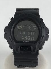 クォーツ腕時計・G-SHOCK/DW-6900BBN-1JF/デジタル/ベルト使用感有