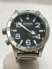 simplify/THE51-30/クォーツ腕時計/アナログ/--/BLK/SLV