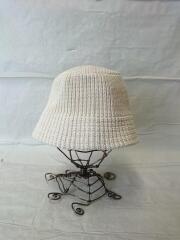 Knit Bucket Hat Down Brim/ニットハット/バケットハット/--/CRM