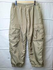 20AW/NYLON CARGO PANTS/カーゴパンツ/XL/ナイロン/BEG/無地/AT20-067