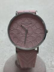 クォーツ腕時計/アナログ/PNK/PNK/CA.120.7.14.1592