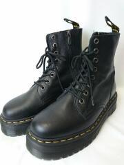JADON 8ホールブーツ/ブーツ/UK8/BLK/レザー