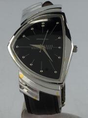 クォーツ腕時計/--/BLK