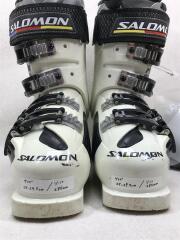 スキーブーツ/24cm/WHT/