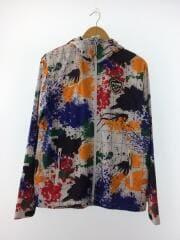 15AW/five warm up jacket/パーカー/L/ポリエステル/ペイント/789526-100