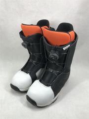 スノーボードブーツ/25.5cm/BOA/WHT