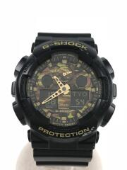 G-SHOCK/クォーツ腕時計/Camouflage Dial Series/GA-100CF-1A9JF