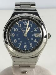 IRONY/クォーツ腕時計/アナログ