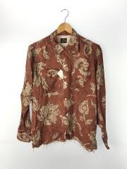 18SS/Classic Shirt/長袖シャツ/S/キュプラ/--/BRW/CH144
