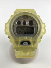 G-SHOCK/98年フランスW杯モデル/クォーツ腕時計/バックライト不点灯/DW-6900WF
