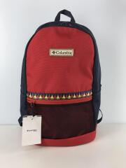 Tarbell Point Backpack/PU8957/リュック/ポリエステル/RED
