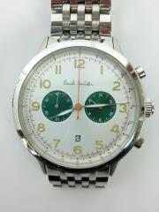 クロノグラフ/クォーツ腕時計/アナログ/1001