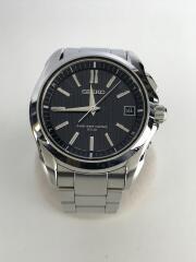 ブライツ/ソーラー腕時計/アナログ/ステンレス/BLK/SLV/7B24-0AK0