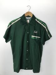 ボーリングシャツ/半袖シャツ/M/--/GRN