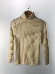 セーター(厚手)/40/ウール/WHT