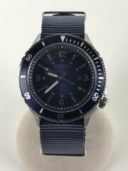VJ32-KW30/クォーツ腕時計/アナログ/NVY/NVY