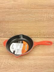 フライパン/サイズ:16cm/RED/スキレット