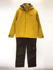スーツ/L/ナイロン/YLW/DW-3507/DW-3507/アウトドア