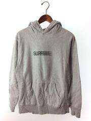 2010SS/モーションロゴパーカー/S/コットン/GRY/ストリート