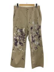 20SS/Safari Pant-Cotton Gabardine/ボトム/M/コットン/BEG/GL152