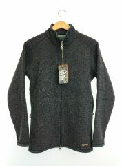 BLACK HEAD COMBI-FLEECE JKT/ジャケット/M/--/GRY/ZR-0113