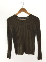 セーター(薄手)/S/レーヨン/KHK/LDZ1009901A0001/タグ付