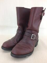 Original Engineers Boots/ブーツ/27cm/PUP/レザー/4363BUR