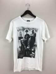 Fruition Do You Know What Time It Is/Tシャツ/S/コットン/WHT/ステューシー