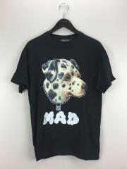 MADSTORE/Tシャツ/M/コットン/BLK/MUW9802-03/アンダーカバー