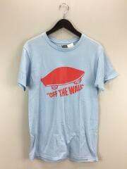 xVANS/Tシャツ/38/コットン/BLU/161-CS23/エヌハリウッド/バンズ