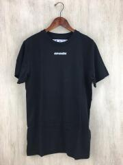 20AW/Marker Arrows T-shirt/Tシャツ/S/コットン/BLK/OMAA027E20JER005