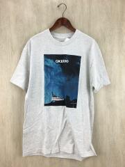 GX1000/Tシャツ/L/コットン/GRY