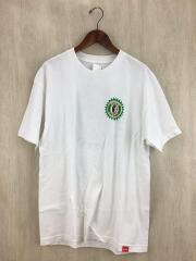 CHOCOLATE SKATEBORDING/Tシャツ/L/コットン/WHT