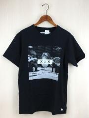 Tシャツ/M/コットン/BLK/ゴッドセレクショントリプルエックス