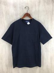 Tシャツ/L/コットン/NVY/16S-AG-002/ジムフレックス
