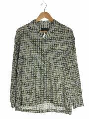 SUSHI オープンカラーシャツ/1/コットン/マルチカラー/409500015/ユナイテッドトウキョウ