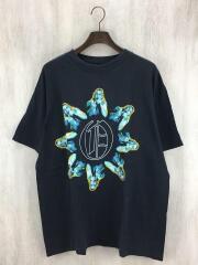 90s/オジーオズボーン/Allsportsボディ/Tシャツ/XL/コットン/BLK