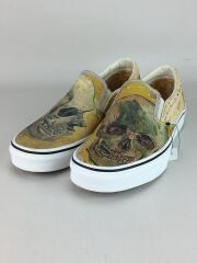 xVincent Van Gogh/Skull/ローカットスニーカー/26cm/マルチカラー/キャンバス
