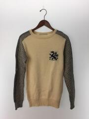 セーター(厚手)/XS/ウール/IVO/183080/バレンシアガ