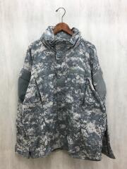 ナイロンジャケット/L/ナイロン/KHK/カモフラ
