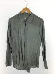 20AW/Wingdarts shirt/比翼シャツ/M/テンセル/GRY/SM-B04-010/サルバム