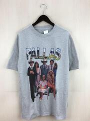 19SS/PALLAS-T-SHIRT /L/コットン/GRY/パレス
