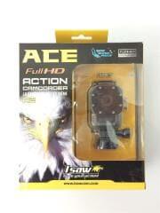 ビデオカメラ アクションカムコーダー ISAW-A2-ACE ミニ 小型