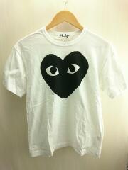 Tシャツ/M/コットン/WHT