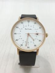 ポールスミス  Gauge デイト クォーツ時計 メンズ腕時計