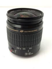 レンズ EF28-80mm