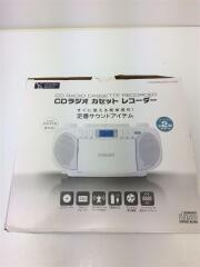 ラジカセ YCDRC5G1 CDラジオカセットレコーダー