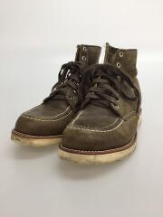 6inch MOC TOE WEDGE/6インチモックトゥウェッジ/ブーツ/26.5cm/1901M23