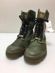 SCORPION HI NYLON/ブーツ/23cm/KHK/ナイロン/3402-2